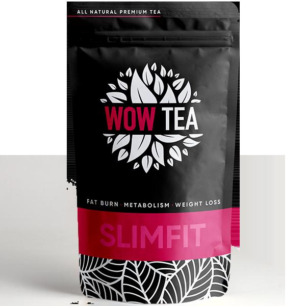 Weight Loss Tea - SlimFit Fat Burning Tea